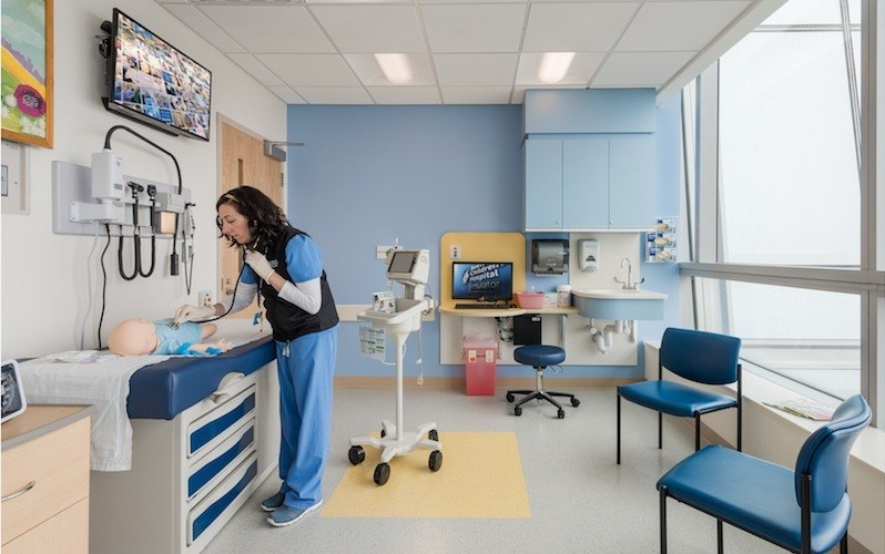 simulation ambulatory clinic