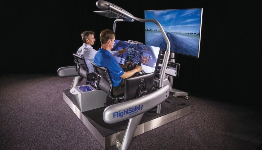 FlightSafety's compact MissionFit