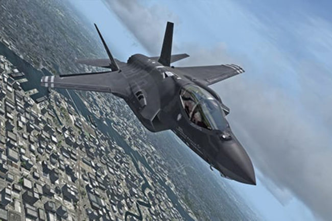 We're providing increased access to simulation environments by leveraging things like Prepar3D