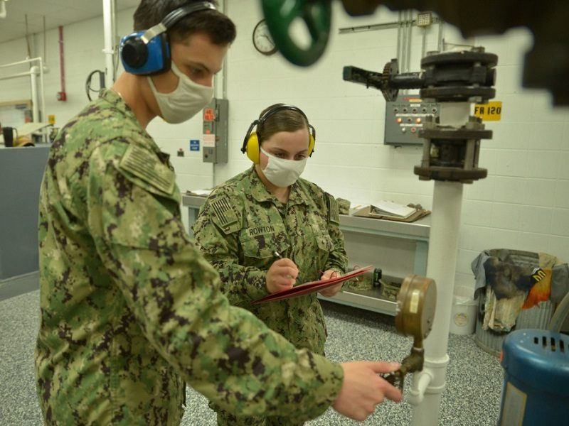 SWESC Trains Sailors for Engineering Pipeline