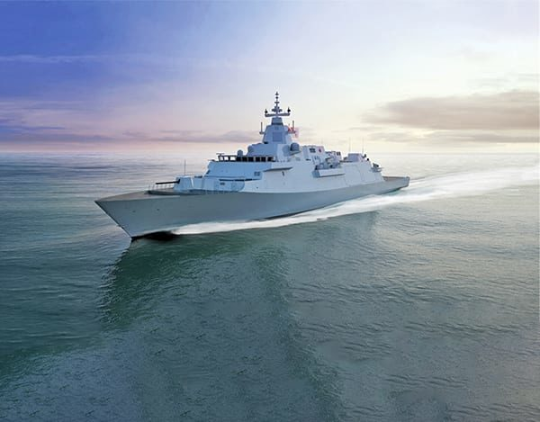 The Canadian Surface Combatant ship project will replace the Iroquois- and Halifax-class warships with up to 15 new ships beginning in the early 2020s.