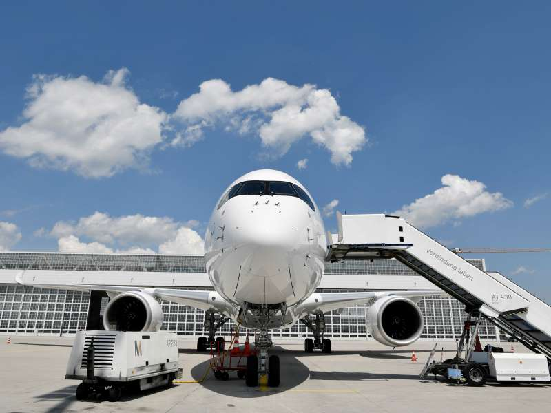 A number of airlines are taking steps in terms of EBT implementation - including Lufthansa.