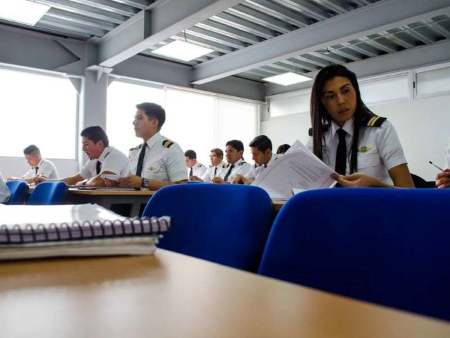 Airbus launches cadet programme.