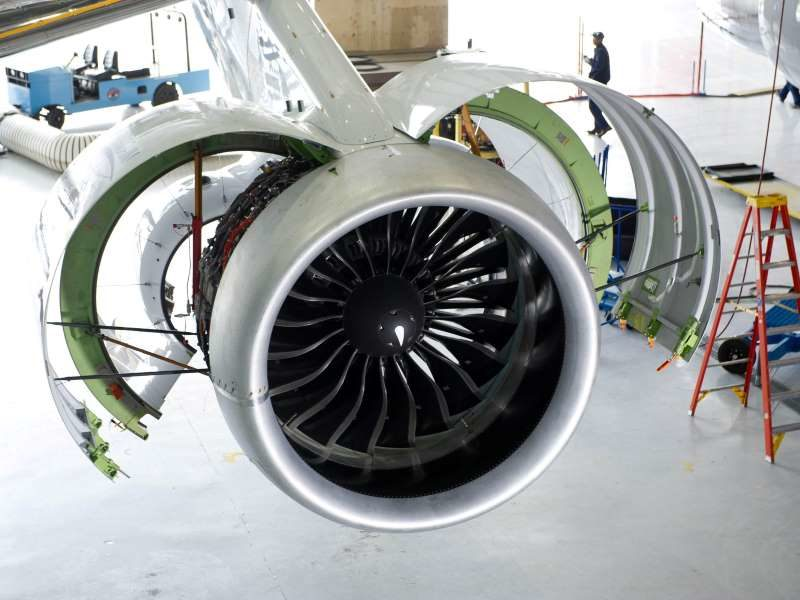 The ability to troubleshoot more effectively was the main proficiency which helped in engine removal decisions.