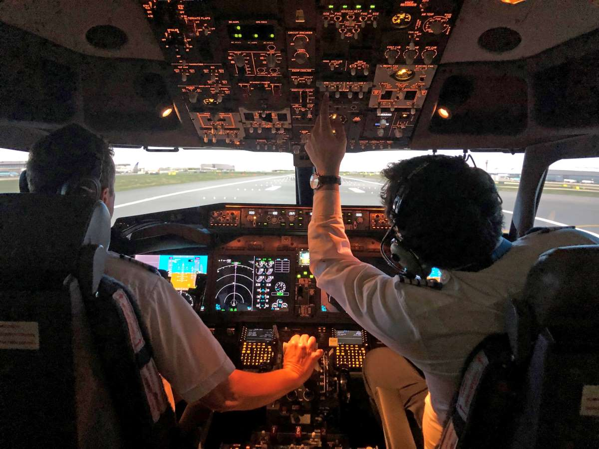 In April, Skyborne announced the UK's first Boeing 737 MAX Airline Pilot Standard Multicrew Co-operation Course.