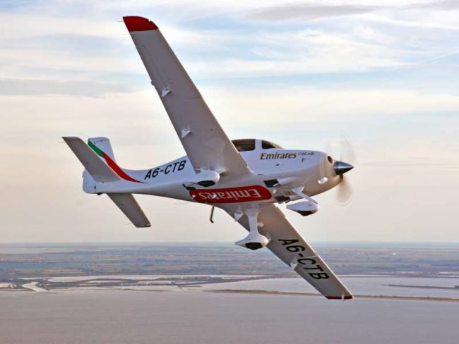 The research formed recommendations for the flight program developed for the newly launched Emirates Flight Training Academy.