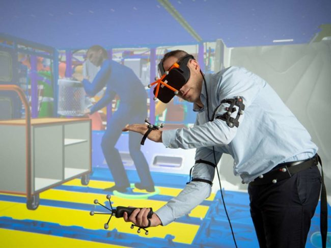 A member of the Microsoft Mixed Reality Partner Program, Airbus has created Microsoft HoloLens apps to train engineers.
