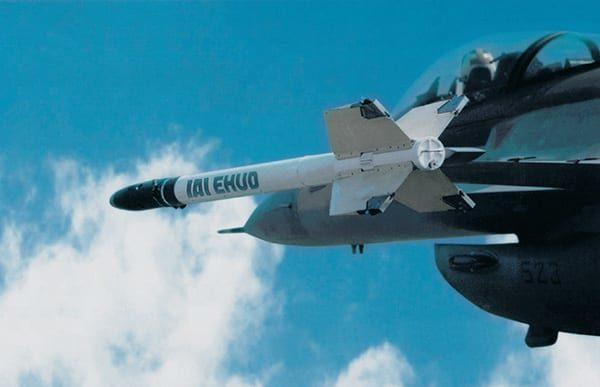 IAI has delivered more than 1600 EHUD AACMI systems to 17 air forces.