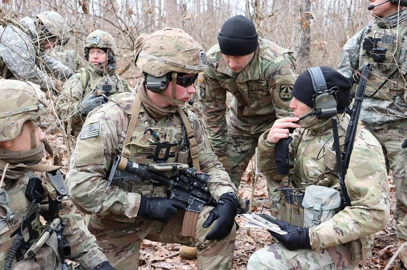 Applied Research Associates is currently working on the US Army's Integrated Visual Augmentation System.