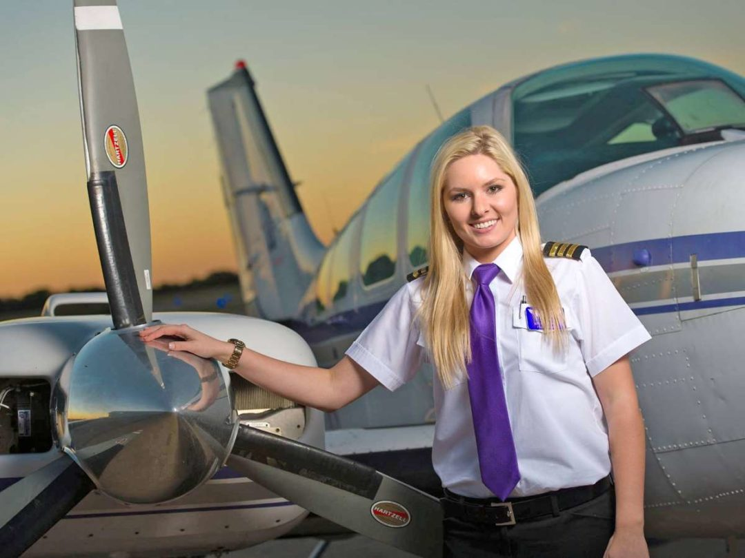 American Airlines subsidiary Piedmont has a CFI tuition reimbursement and conditional employment program with Kansas State University.