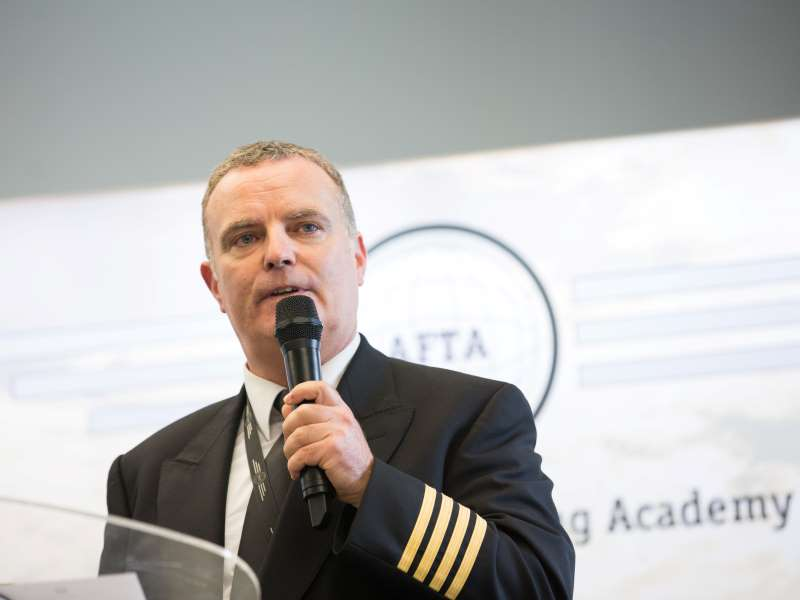 AFTA founder and managing director Mark Casey.