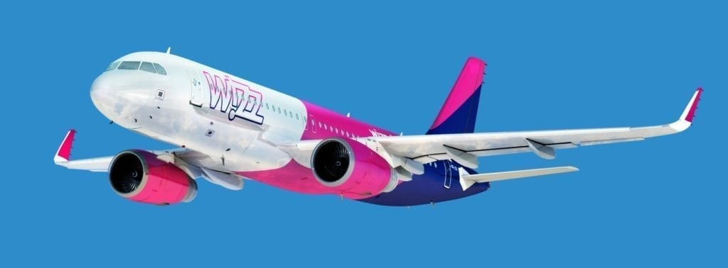 Wizz Air snare Fox TMS