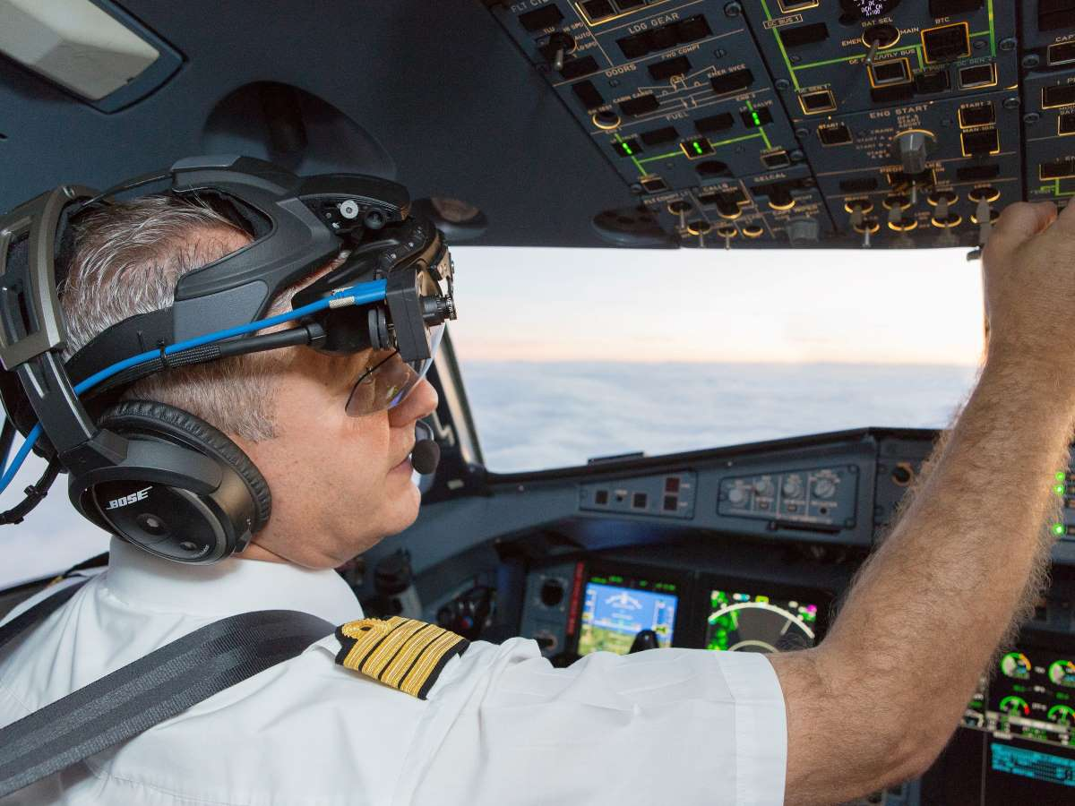 ATR has developed an augmented vision system to assist operations in low-visibility conditions.