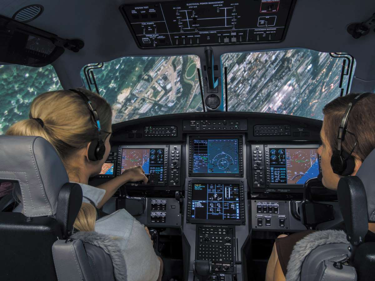 """""""EASA is ahead of the game with this as they are requiring all pilots holding a type rating to undergo UPRT training."""" – Suren Meras, senior director, Operations, FlightSafety International."""