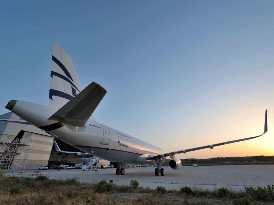 Aegean Airlines operates domestic and international flights, and believes it has established a prime position when it comes to safety improvement initiatives.