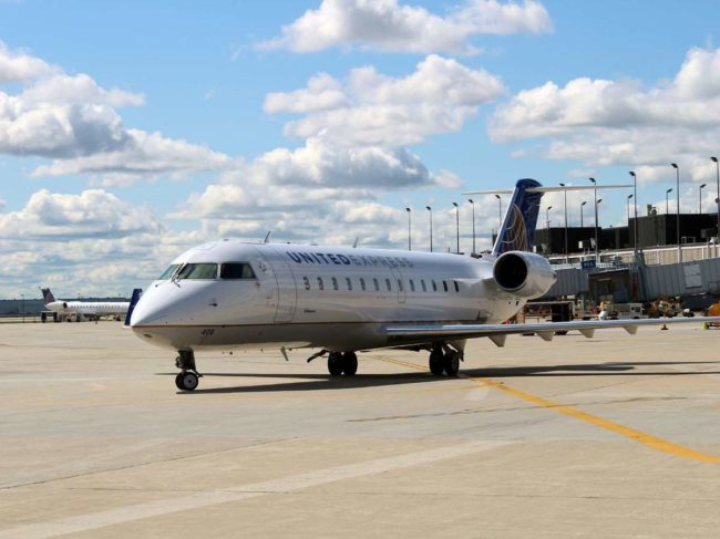 Air Wisconsin is now seeing more new hire pilots in its training classes, primarily because of new incentives.