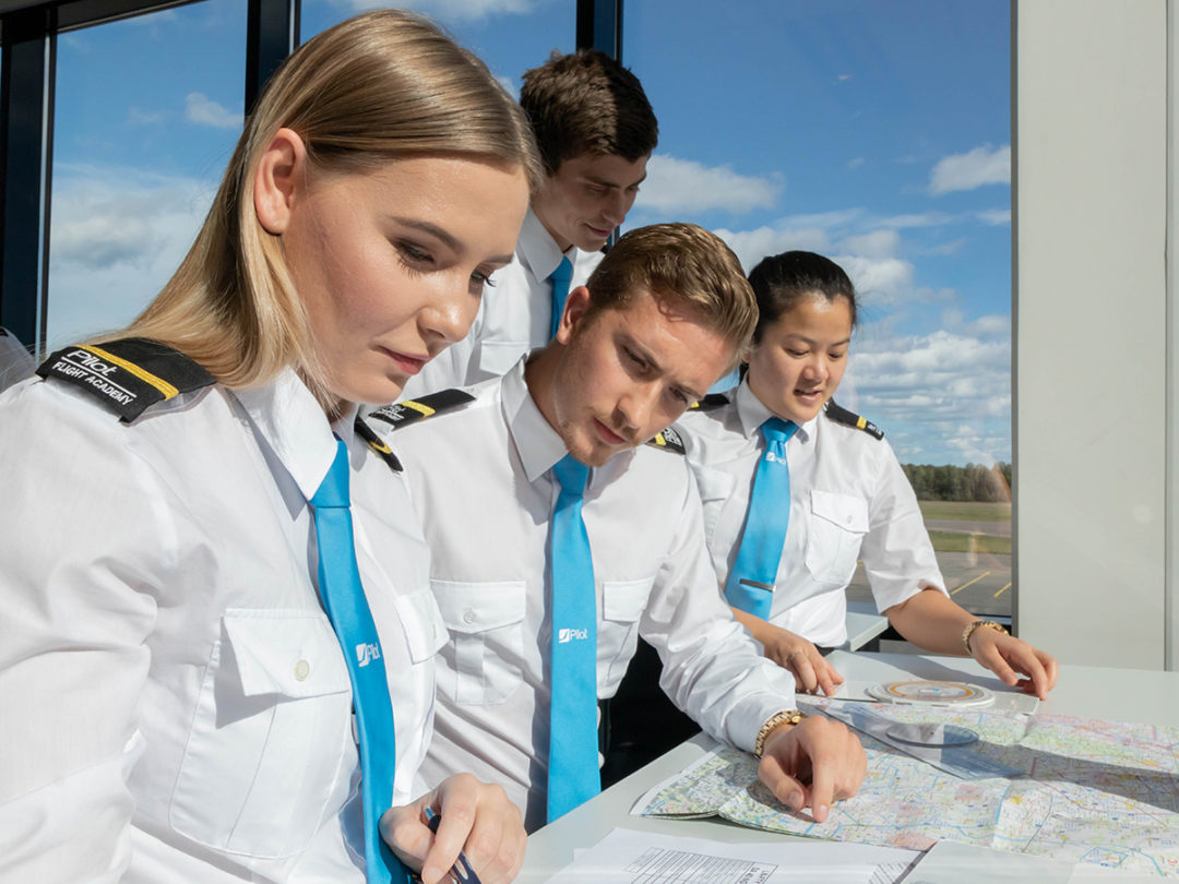 Both PFA (pictured) and Skyborne Airline Academy are eyeing and preparing for the post-COVID-19 civil sector environment.