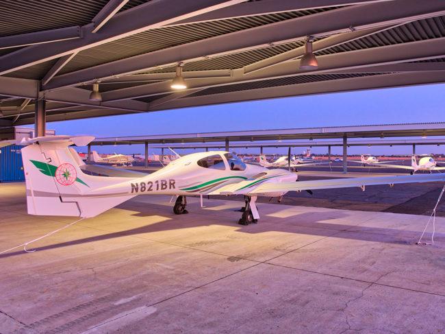 The EVA Air Flight Training Academy is equipped with modern Diamond Aircraft – the DA 20, DA 40 and DA 42.