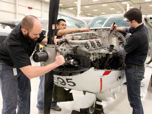 The current number of unfilled technical jobs throughout FAA certified repair stations in the United States could be as high as 11,000.