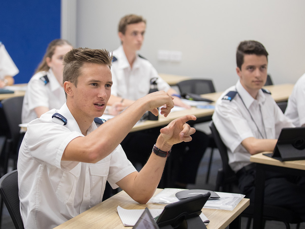 The first 34 students started their training at the new facilities in January, with 100 students expected to be in training by the end of 2020.