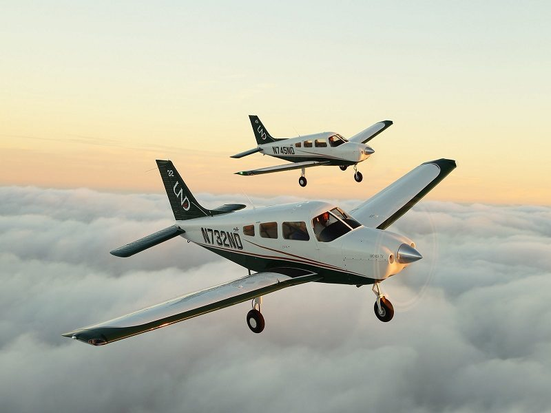 Spartan College Takes Delivery of Piper Aircraft