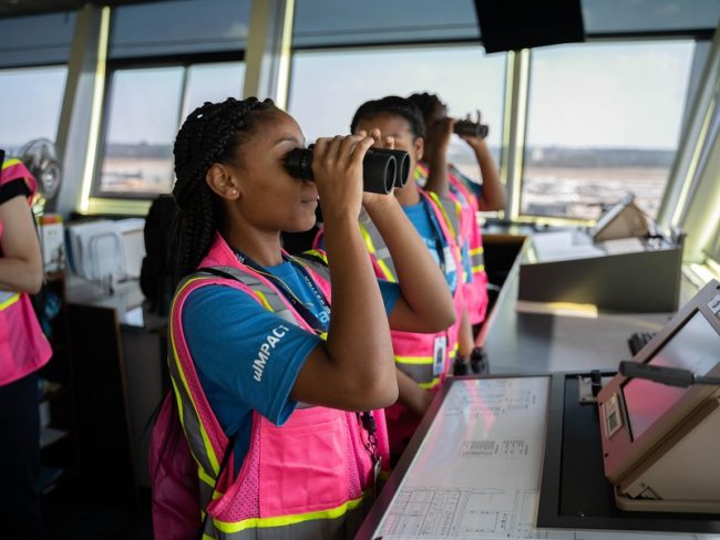 Girls In Aviation 2019