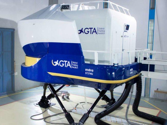 Global Training Aviation FFS