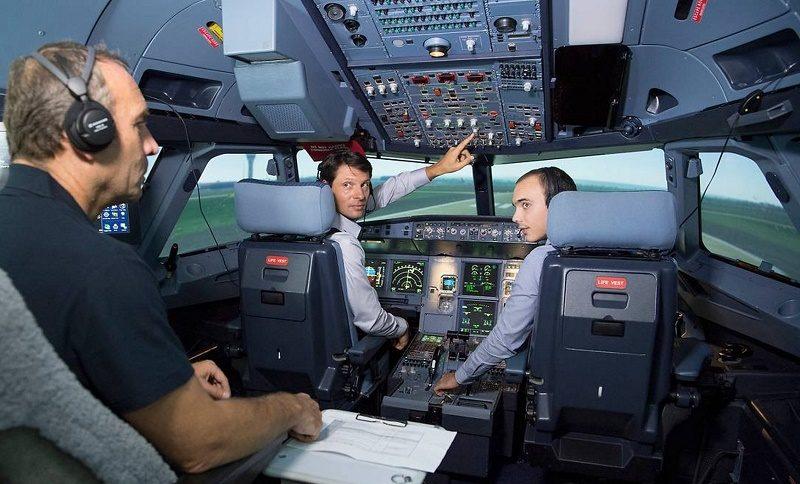 IFALPA cockpit