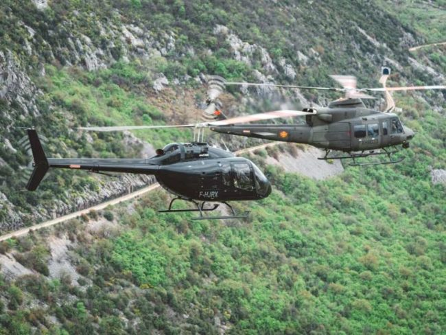 Bell 505s
