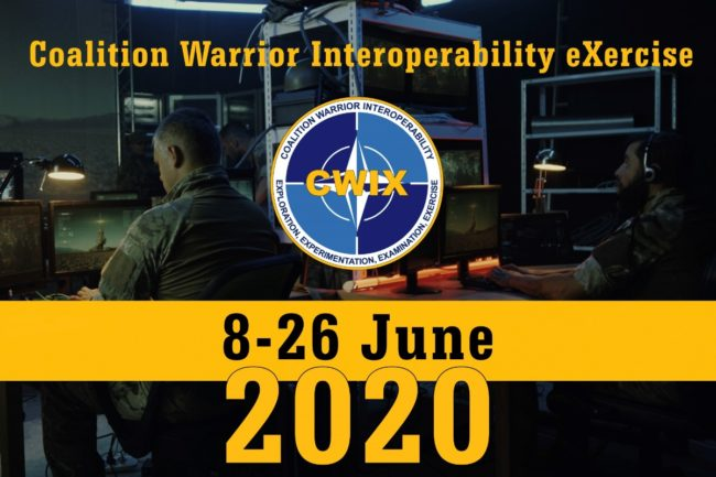 NATO Coalition Warrior Exercise