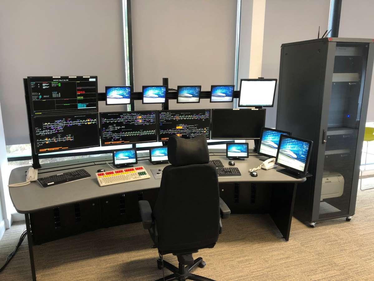 Network Rail signaller training