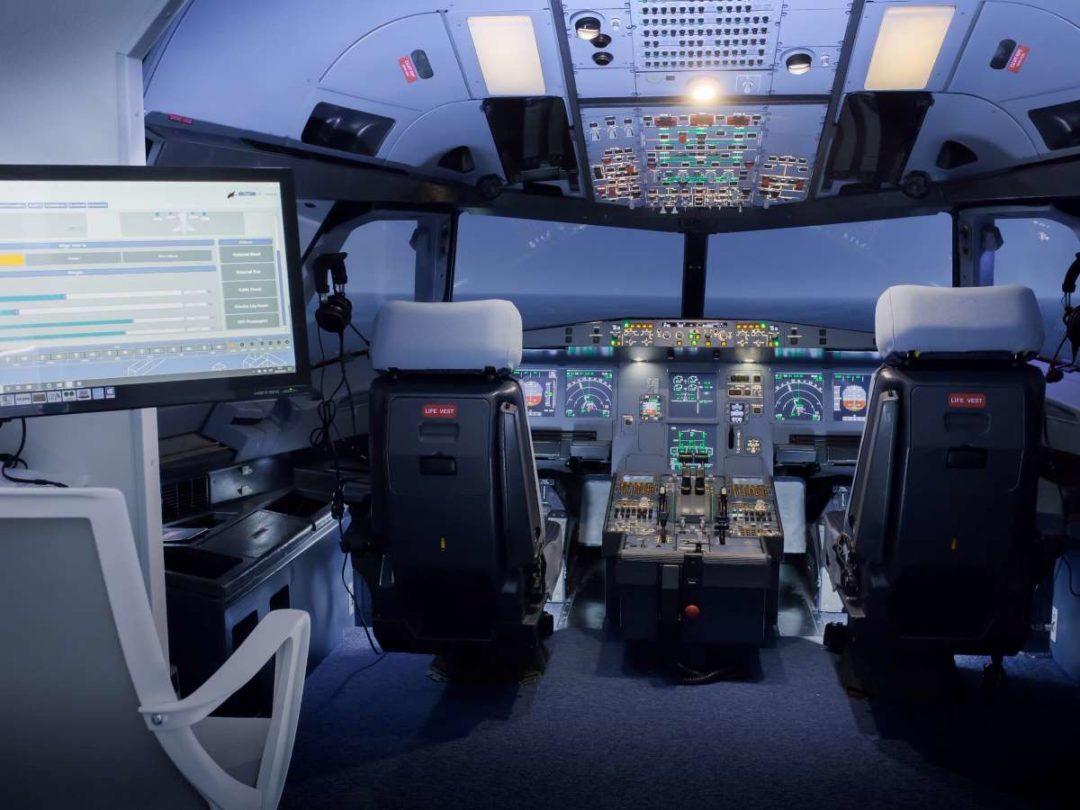 Simloc A320