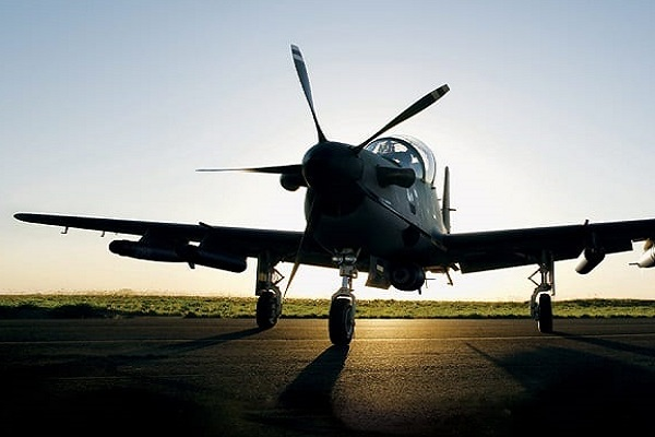 US Air Force Acquires Third A-29 from SNC