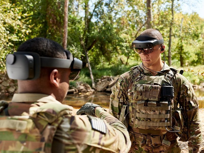 US Army Soldiers Tech