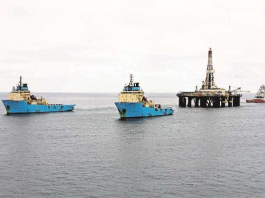 £4.5m for oil and gas skills