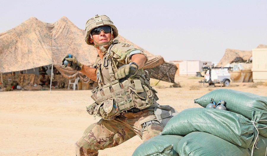 Deployed US Troops