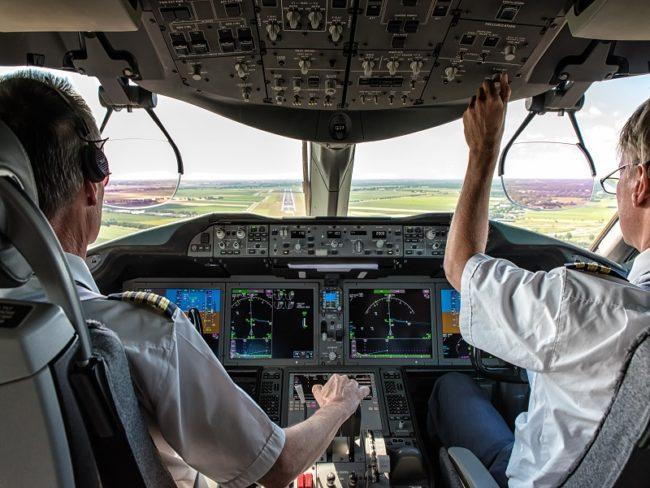 NLR Cockpit