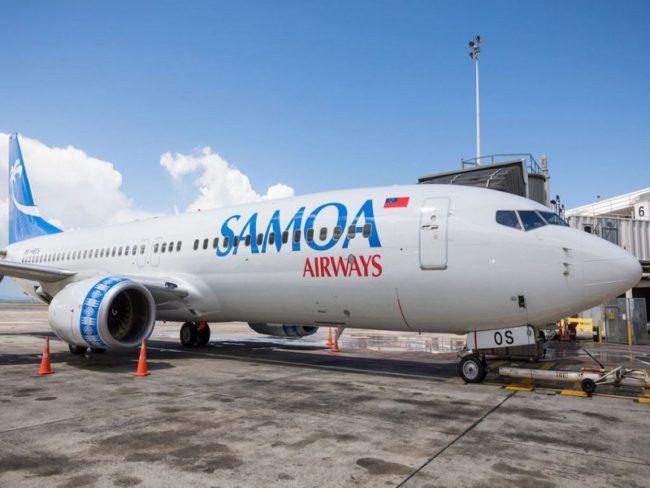 Somoa Airways CPaT
