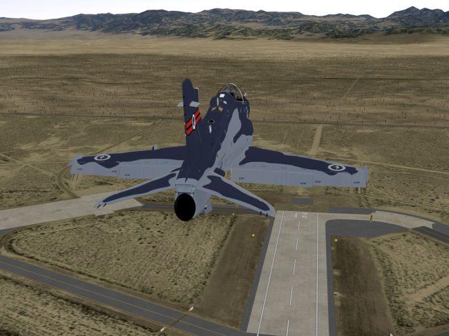 RAAF Hawk CAE