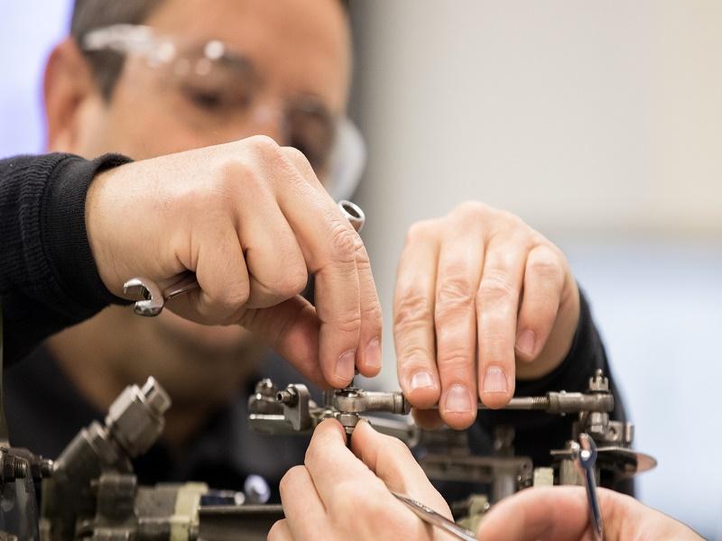 Flightsafety maintenance technician training