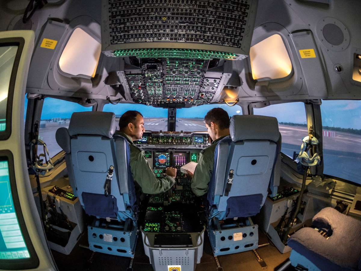 Boeing Awarded Contract for C-17 Training