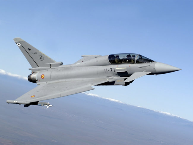 Spanish Eurofighter