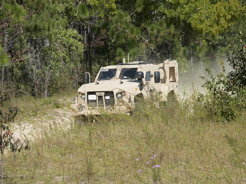 Team AVT Awarded JLTV HOT Contract