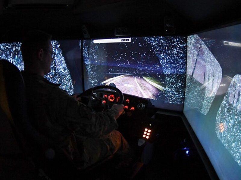 Virtual Training Center Leverages Enhanced Warfighter Capabilities