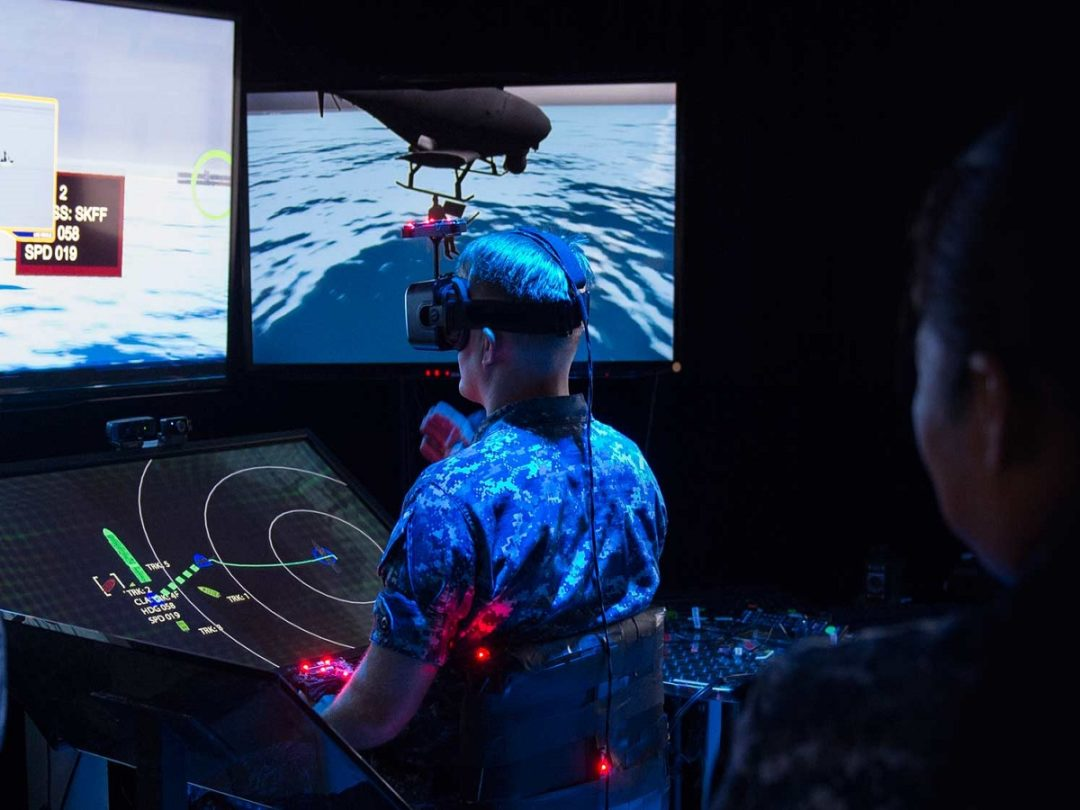 Alion Wins US Navy Integrated Training Environment Contract