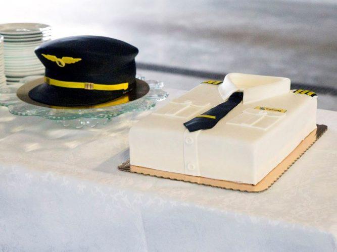 BAA Training cakes
