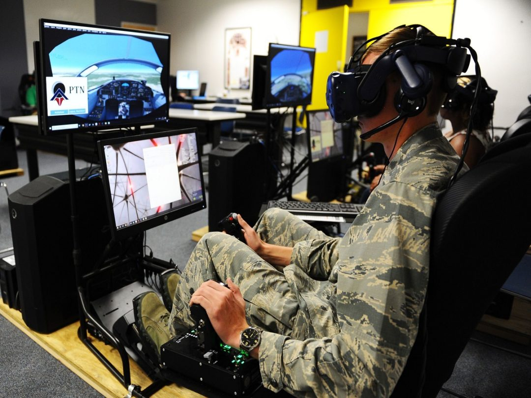 CAE USA to Support US Air Force Pilot Training