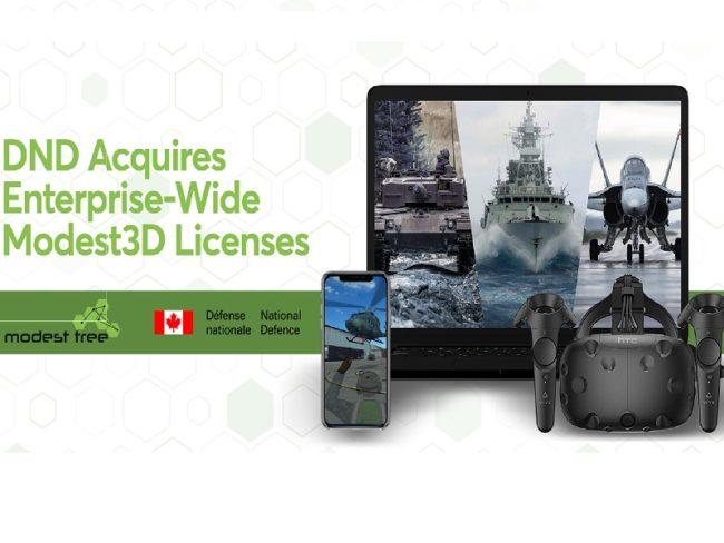 DND Acquires Enterprise-Wide Modest3D Licenses