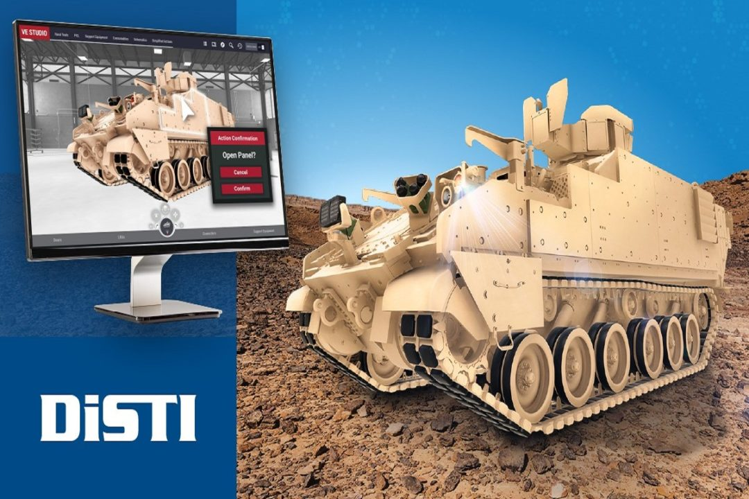 DiSTI to Support US Army Virtual Training