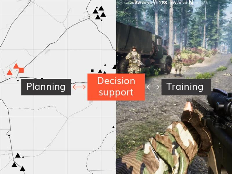 Improbable planning   training